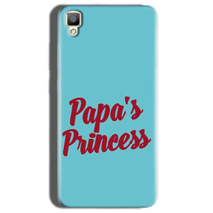 Oppo F1 Plus Mobile Covers Cases Papas Princess - Lowest Price - Paybydaddy.com