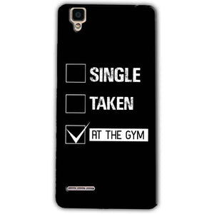 Oppo F1 Mobile Covers Cases Single Taken At The Gym - Lowest Price - Paybydaddy.com