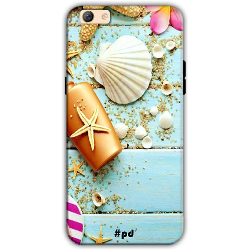 Oppo F3 Plus Mobile Covers Cases Pearl Star Fish - Lowest Price - Paybydaddy.com