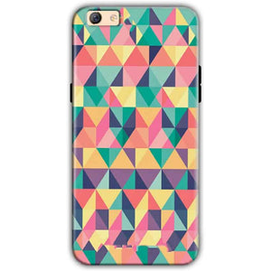 Oppo F3 Plus Mobile Covers Cases Prisma coloured design - Lowest Price - Paybydaddy.com