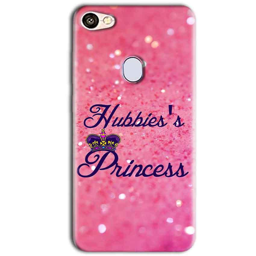 Oppo F5 Mobile Covers Cases Hubbies Princess - Lowest Price - Paybydaddy.com