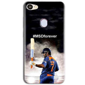 Oppo F5 Mobile Covers Cases MS dhoni Forever - Lowest Price - Paybydaddy.com
