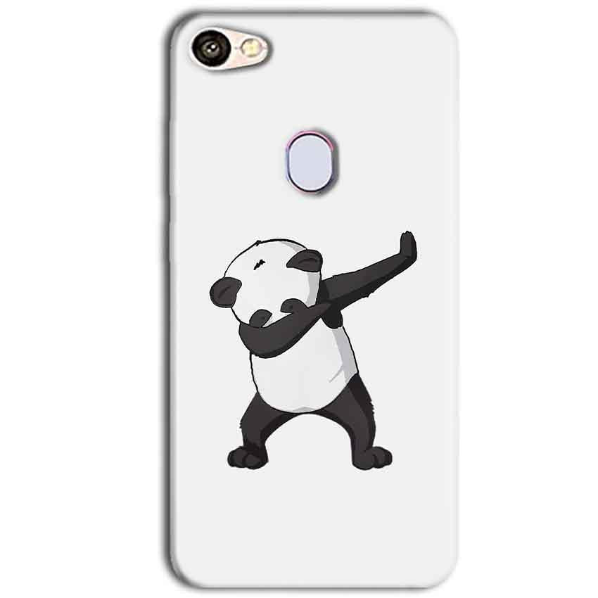 Oppo F5 Mobile Covers Cases Panda Dab - Lowest Price - Paybydaddy.com