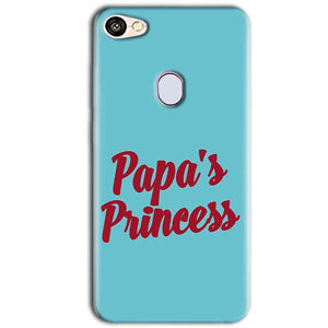 Oppo F5 Mobile Covers Cases Papas Princess - Lowest Price - Paybydaddy.com