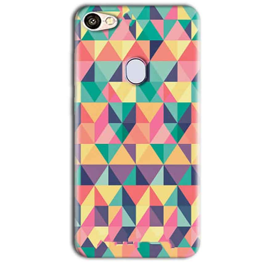 Oppo F5 Mobile Covers Cases Prisma coloured design - Lowest Price - Paybydaddy.com