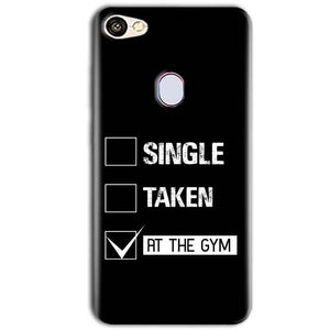 Oppo F5 Mobile Covers Cases Single Taken At The Gym - Lowest Price - Paybydaddy.com