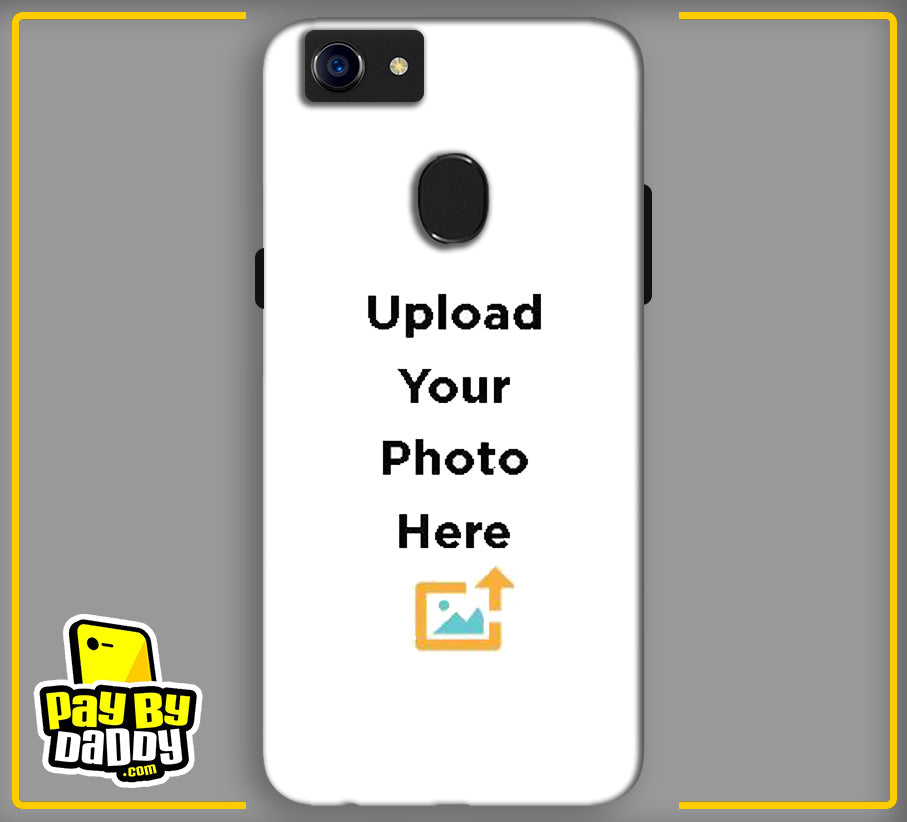 Customized Oppo F5 Youth Mobile Phone Covers & Back Covers with your Text & Photo