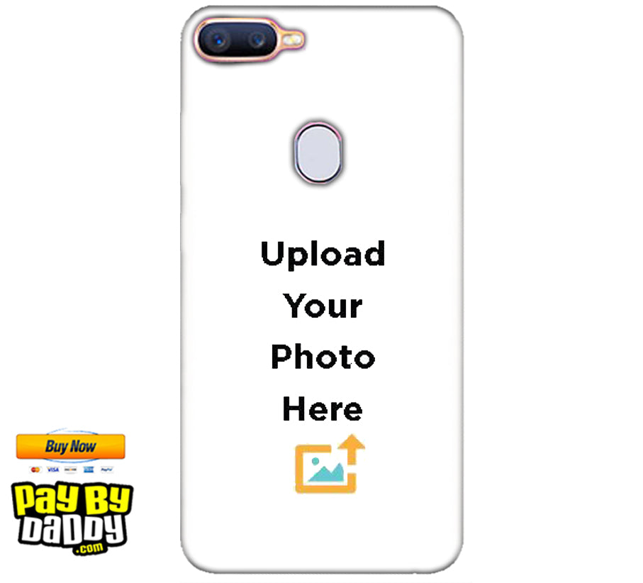 Customized Oppo F9 Pro Mobile Phone Covers & Back Covers with your Text & Photo