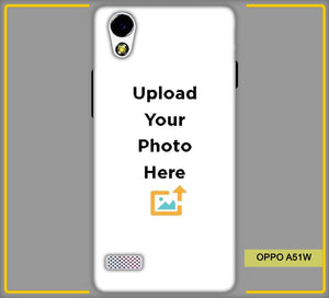 Oppo MIRROR 5 Photo & Text Phone Photo Back Cover - Paybydaddy