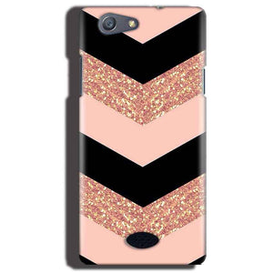 Oppo Neo 5 Mobile Covers Cases Black down arrow Pattern - Lowest Price - Paybydaddy.com