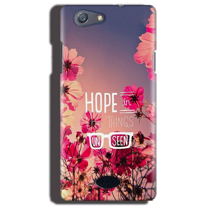Oppo Neo 5 Mobile Covers Cases Hope in the Things Unseen- Lowest Price - Paybydaddy.com
