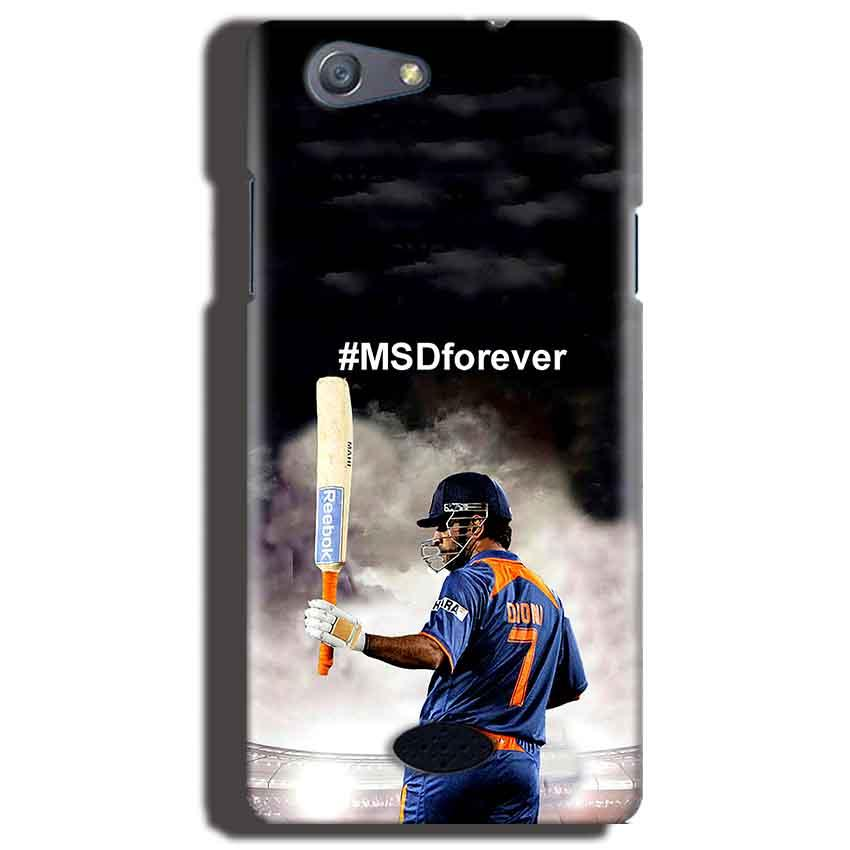 Oppo Neo 5 Mobile Covers Cases MS dhoni Forever - Lowest Price - Paybydaddy.com
