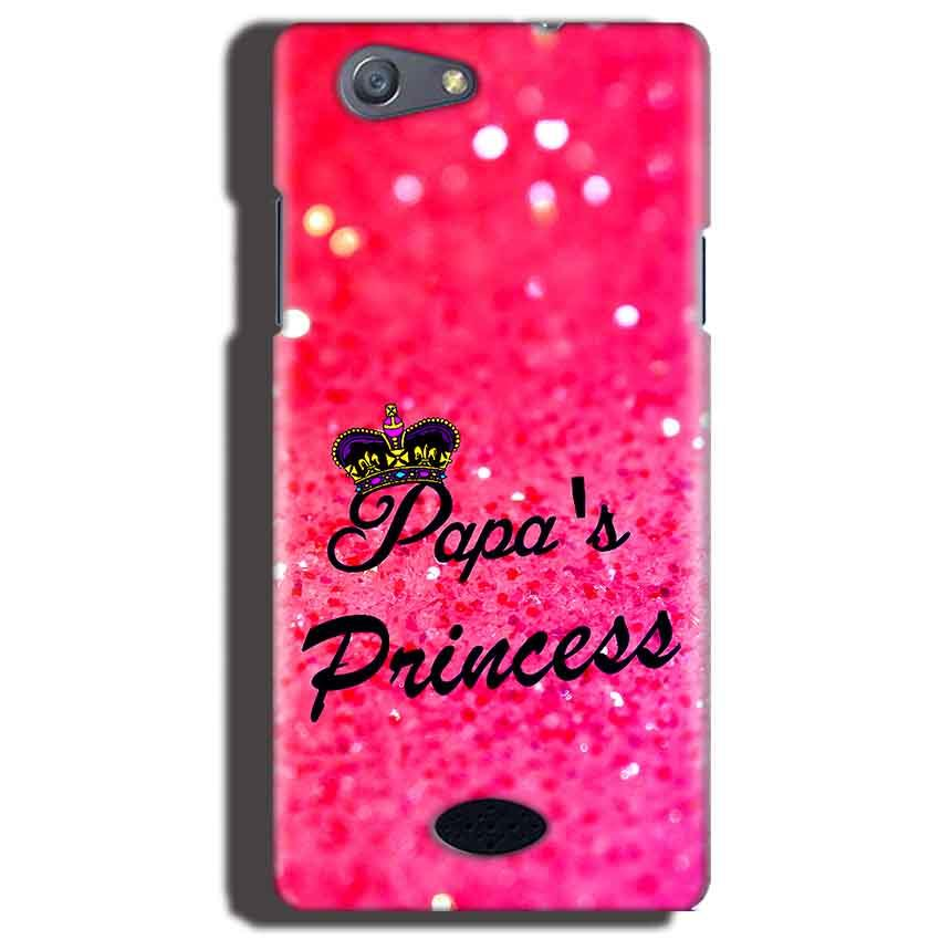 Oppo Neo 5 Mobile Covers Cases PAPA PRINCESS - Lowest Price - Paybydaddy.com