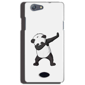 Oppo Neo 5 Mobile Covers Cases Panda Dab - Lowest Price - Paybydaddy.com