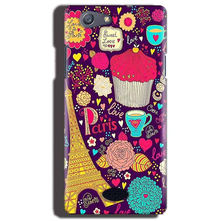 Oppo Neo 5 Mobile Covers Cases Paris Sweet love - Lowest Price - Paybydaddy.com