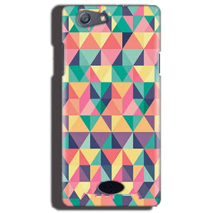 Oppo Neo 5 Mobile Covers Cases Prisma coloured design - Lowest Price - Paybydaddy.com
