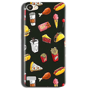 Oppo Neo 7 Mobile Covers Cases Foodie Design - Lowest Price - Paybydaddy.com