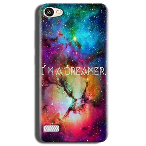Oppo Neo 7 Mobile Covers Cases I am Dreamer - Lowest Price - Paybydaddy.com
