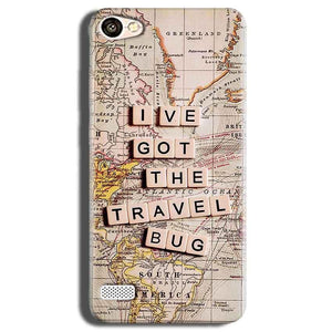 Oppo Neo 7 Mobile Covers Cases Live Travel Bug - Lowest Price - Paybydaddy.com