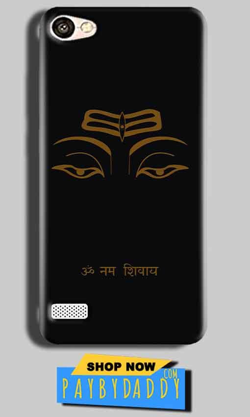 Oppo Neo 7 Mobile Covers Cases Om Namaha Gold Black - Lowest Price - Paybydaddy.com