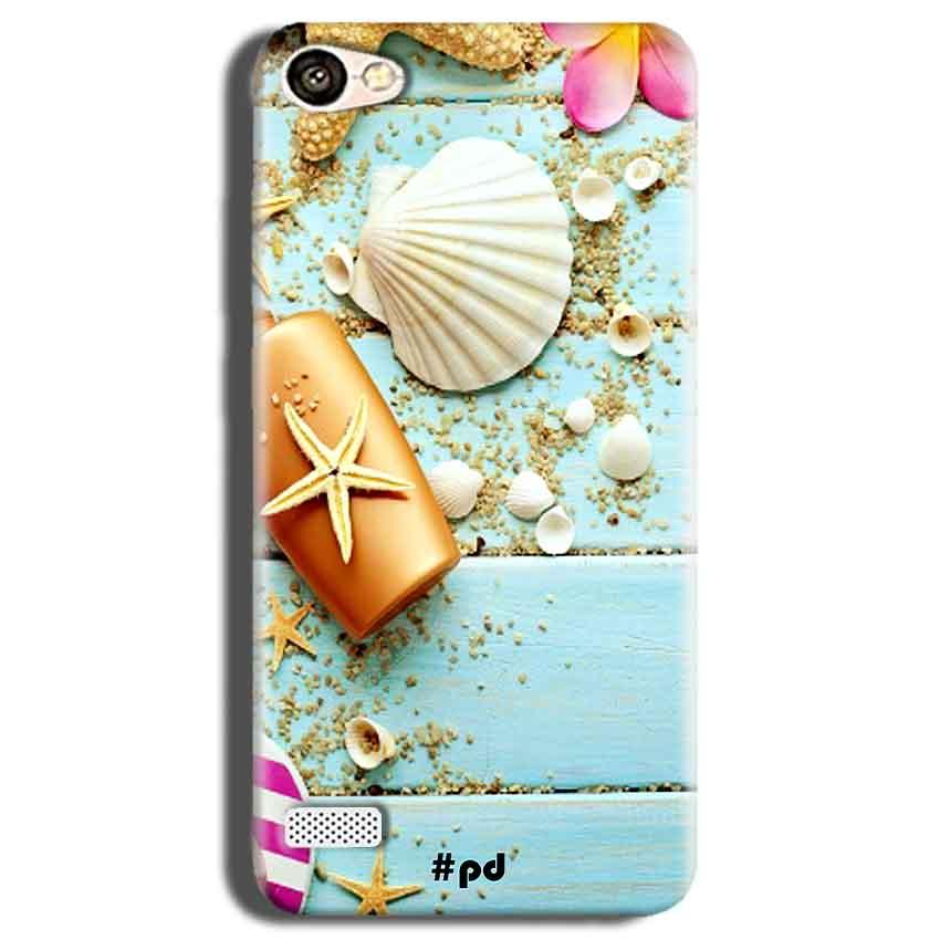 Oppo Neo 7 Mobile Covers Cases Pearl Star Fish - Lowest Price - Paybydaddy.com