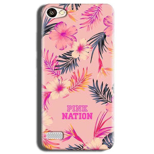 Oppo Neo 7 Mobile Covers Cases Pink nation - Lowest Price - Paybydaddy.com