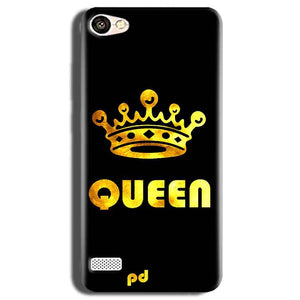Oppo Neo 7 Mobile Covers Cases Queen With Crown in gold - Lowest Price - Paybydaddy.com