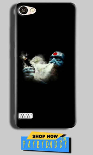 Oppo Neo 7 Mobile Covers Cases Shiva Aghori Smoking - Lowest Price - Paybydaddy.com