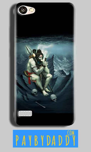 Oppo Neo 7 Mobile Covers Cases Shiva Smoking - Lowest Price - Paybydaddy.com