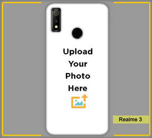 CustomizedIntex  Realme 3 4s Mobile Phone Covers & Back Covers with your Text & Photo