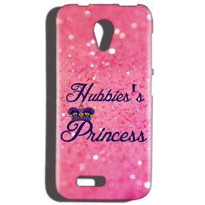 Reliance LYF Flame 2 Mobile Covers Cases Hubbies Princess - Lowest Price - Paybydaddy.com