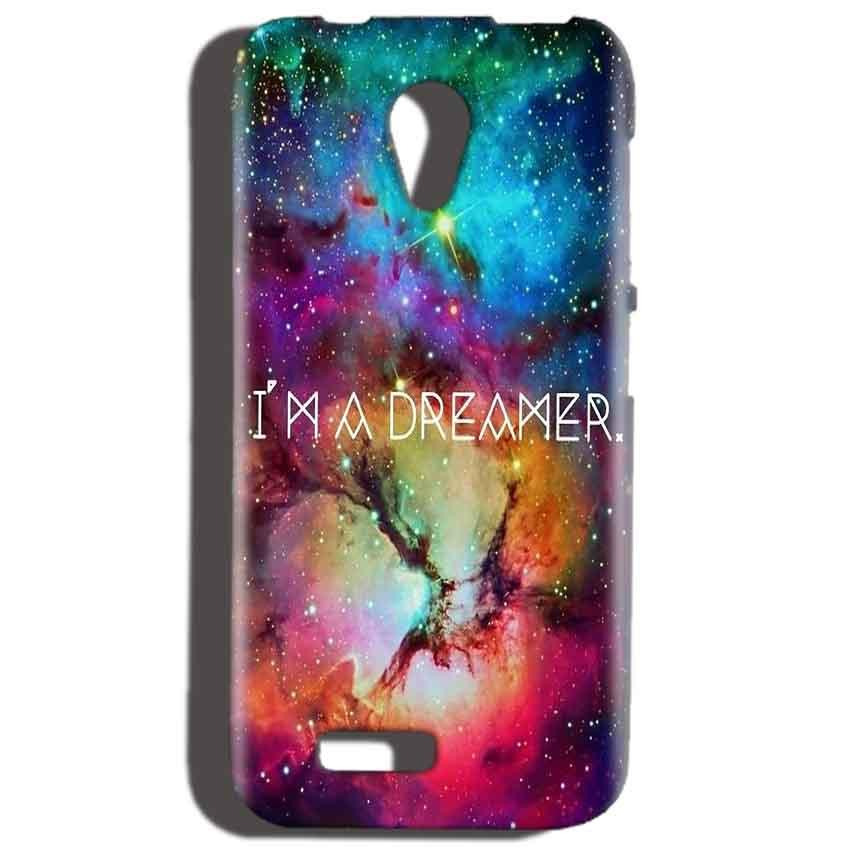 Reliance LYF Flame 2 Mobile Covers Cases I am Dreamer - Lowest Price - Paybydaddy.com