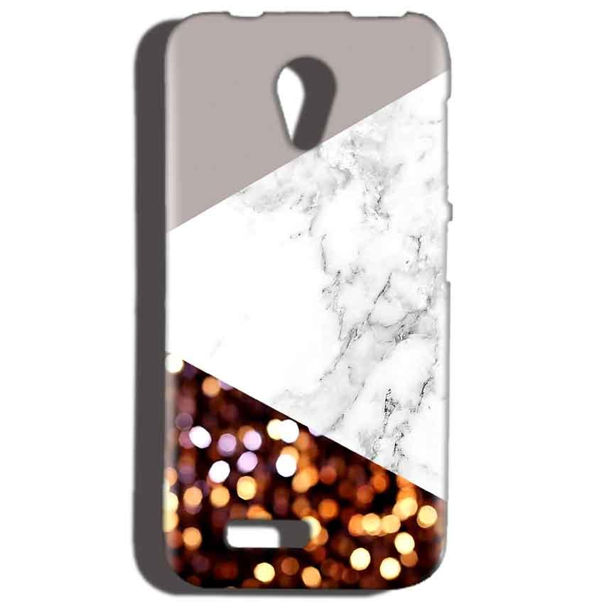 Reliance LYF Flame 2 Mobile Covers Cases MARBEL GLITTER - Lowest Price - Paybydaddy.com