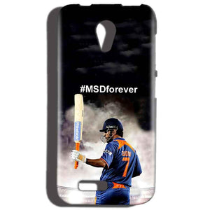 Reliance LYF Flame 2 Mobile Covers Cases MS dhoni Forever - Lowest Price - Paybydaddy.com