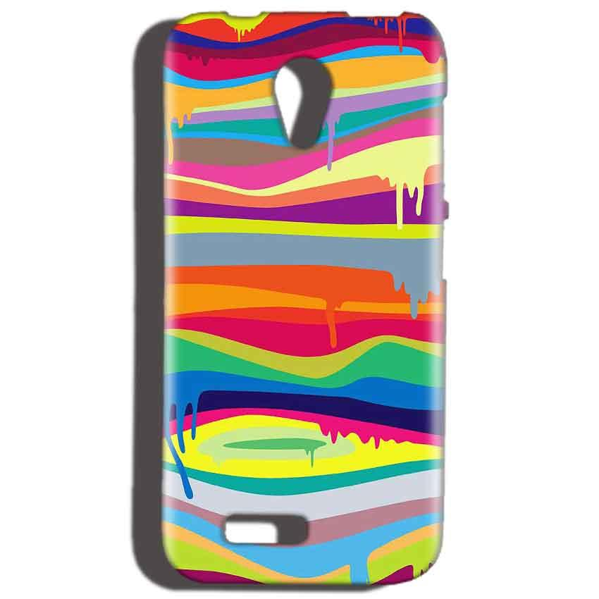 Reliance LYF Flame 2 Mobile Covers Cases Melted colours - Lowest Price - Paybydaddy.com
