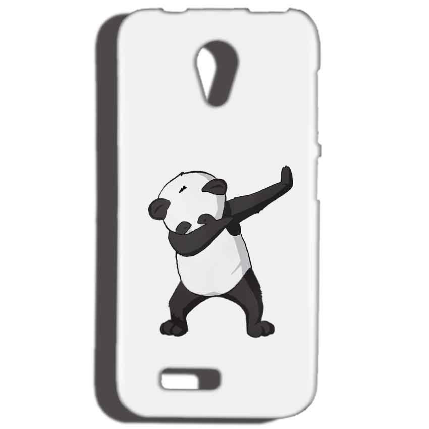 Reliance LYF Flame 2 Mobile Covers Cases Panda Dab - Lowest Price - Paybydaddy.com