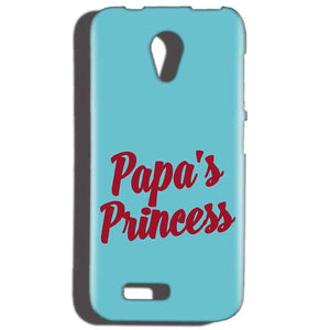 Reliance LYF Flame 2 Mobile Covers Cases Papas Princess - Lowest Price - Paybydaddy.com