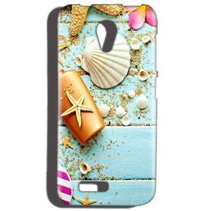 Reliance LYF Flame 2 Mobile Covers Cases Pearl Star Fish - Lowest Price - Paybydaddy.com