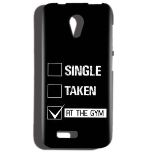 Reliance LYF Flame 2 Mobile Covers Cases Single Taken At The Gym - Lowest Price - Paybydaddy.com