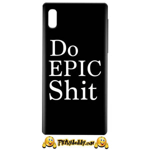 Reliance LYF Water 1 Mobile Covers Cases Do Epic Shit- Lowest Price - Paybydaddy.com