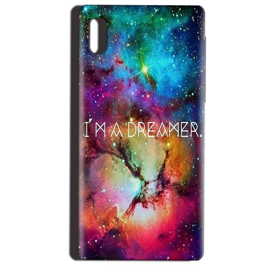 Reliance LYF Water 1 Mobile Covers Cases I am Dreamer - Lowest Price - Paybydaddy.com
