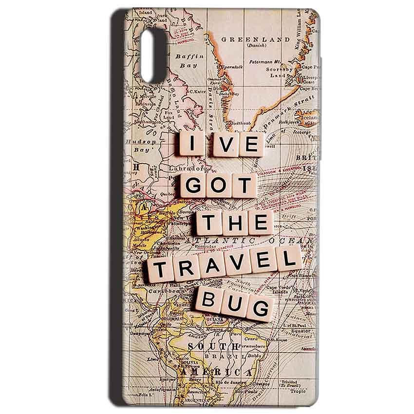 Reliance LYF Water 1 Mobile Covers Cases Live Travel Bug - Lowest Price - Paybydaddy.com
