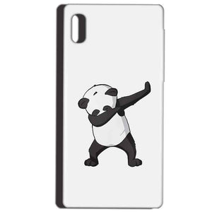 Reliance LYF Water 1 Mobile Covers Cases Panda Dab - Lowest Price - Paybydaddy.com