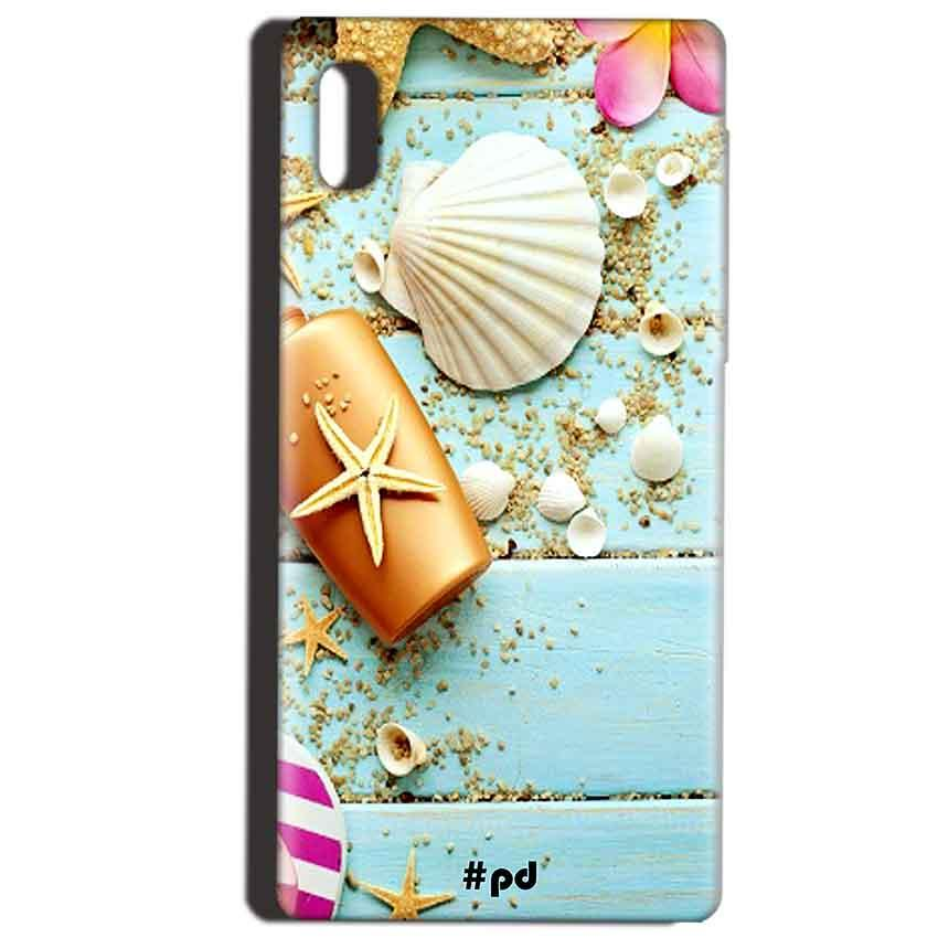 Reliance LYF Water 1 Mobile Covers Cases Pearl Star Fish - Lowest Price - Paybydaddy.com