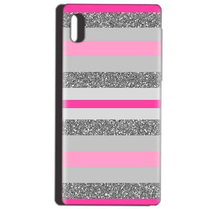 Reliance LYF Water 1 Mobile Covers Cases Pink colour pattern - Lowest Price - Paybydaddy.com