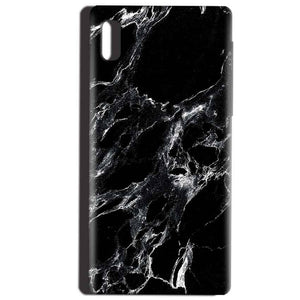 Reliance LYF Water 1 Mobile Covers Cases Pure Black Marble Texture - Lowest Price - Paybydaddy.com