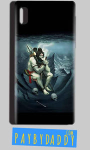Reliance LYF Water 1 Mobile Covers Cases Shiva Smoking - Lowest Price - Paybydaddy.com