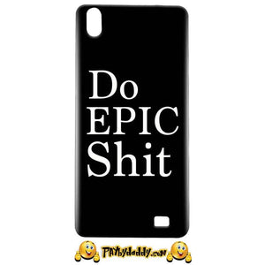 Reliance LYF Water 6 Mobile Covers Cases Do Epic Shit- Lowest Price - Paybydaddy.com