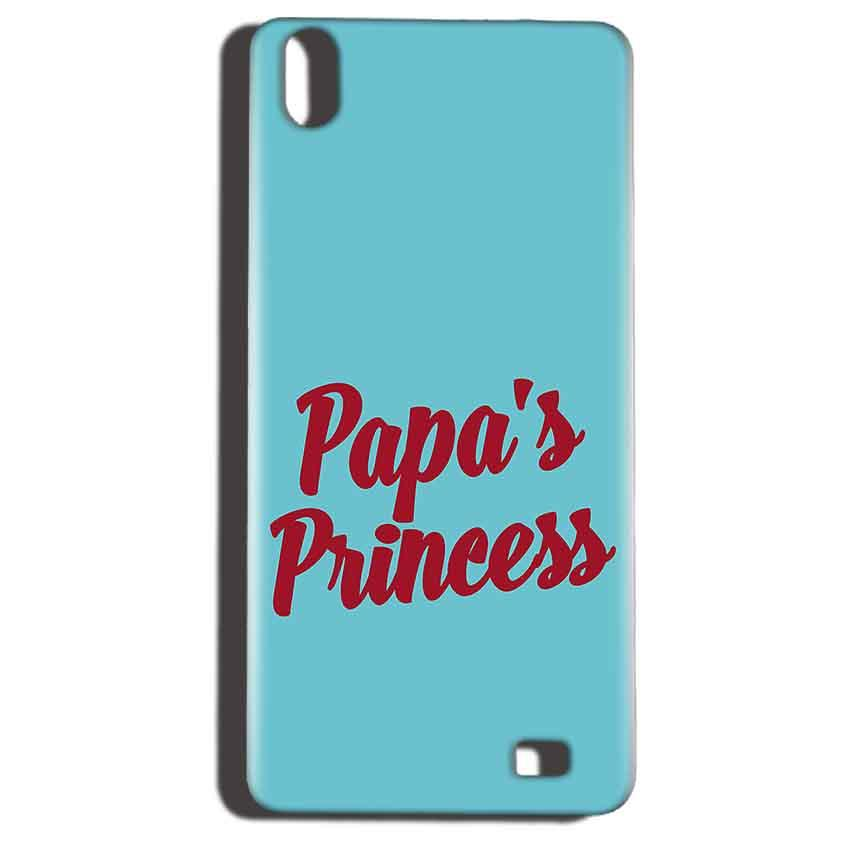 Reliance LYF Water 6 Mobile Covers Cases Papas Princess - Lowest Price - Paybydaddy.com