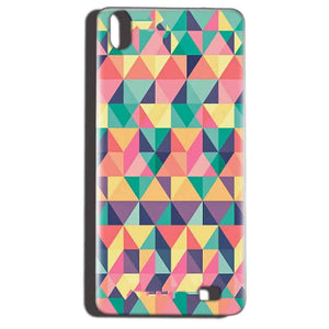 Reliance LYF Water 6 Mobile Covers Cases Prisma coloured design - Lowest Price - Paybydaddy.com